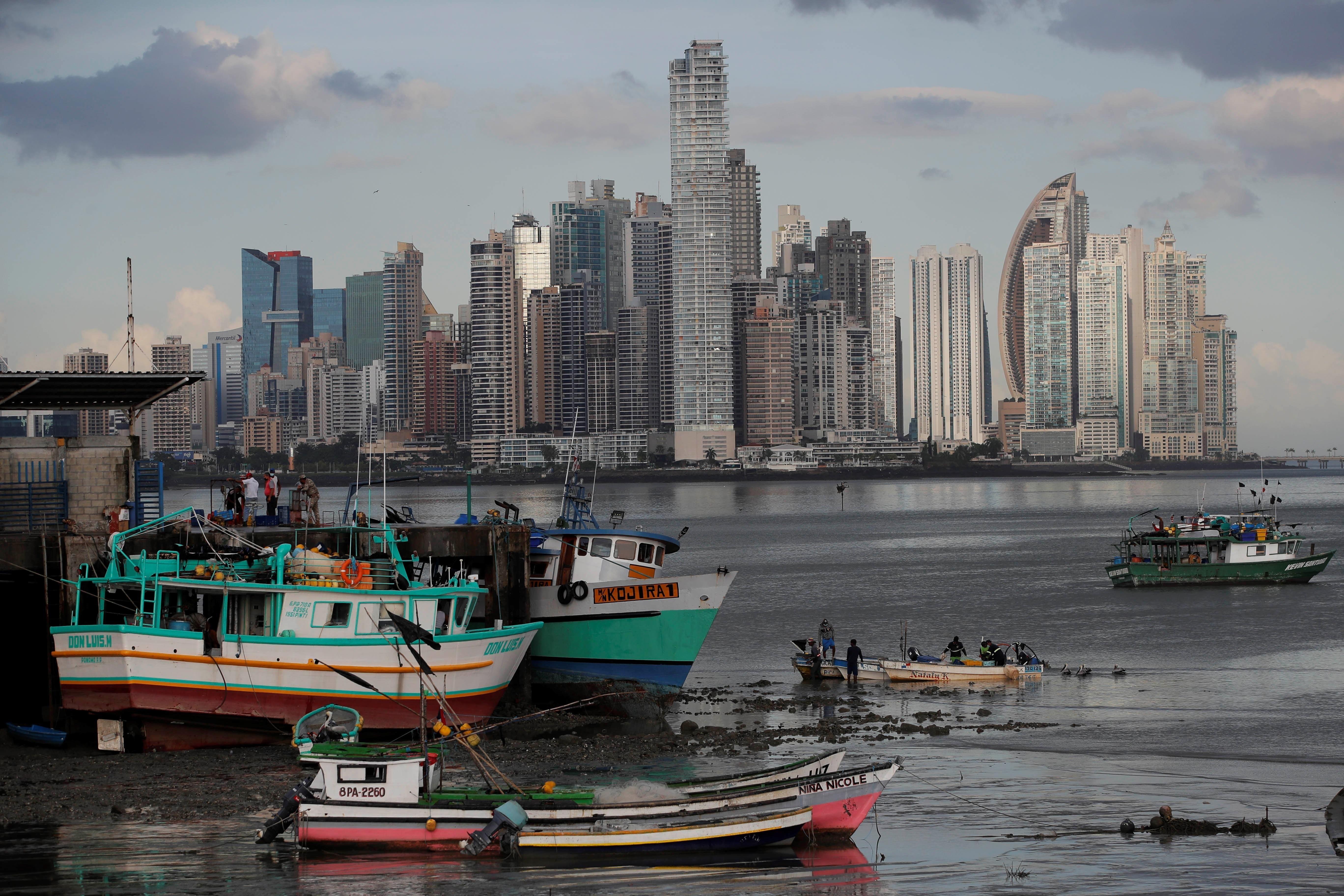 Panamá, con una de las tasas de contagio y mortalidad de la covid-19 más altas de la región, tendrá disponible esta línea de crédito por un periodo de dos años y servirá como un seguro que mantendrá el país a su disposición en caso de ser necesario. EFE/Bienvenido Velasco/Archivo