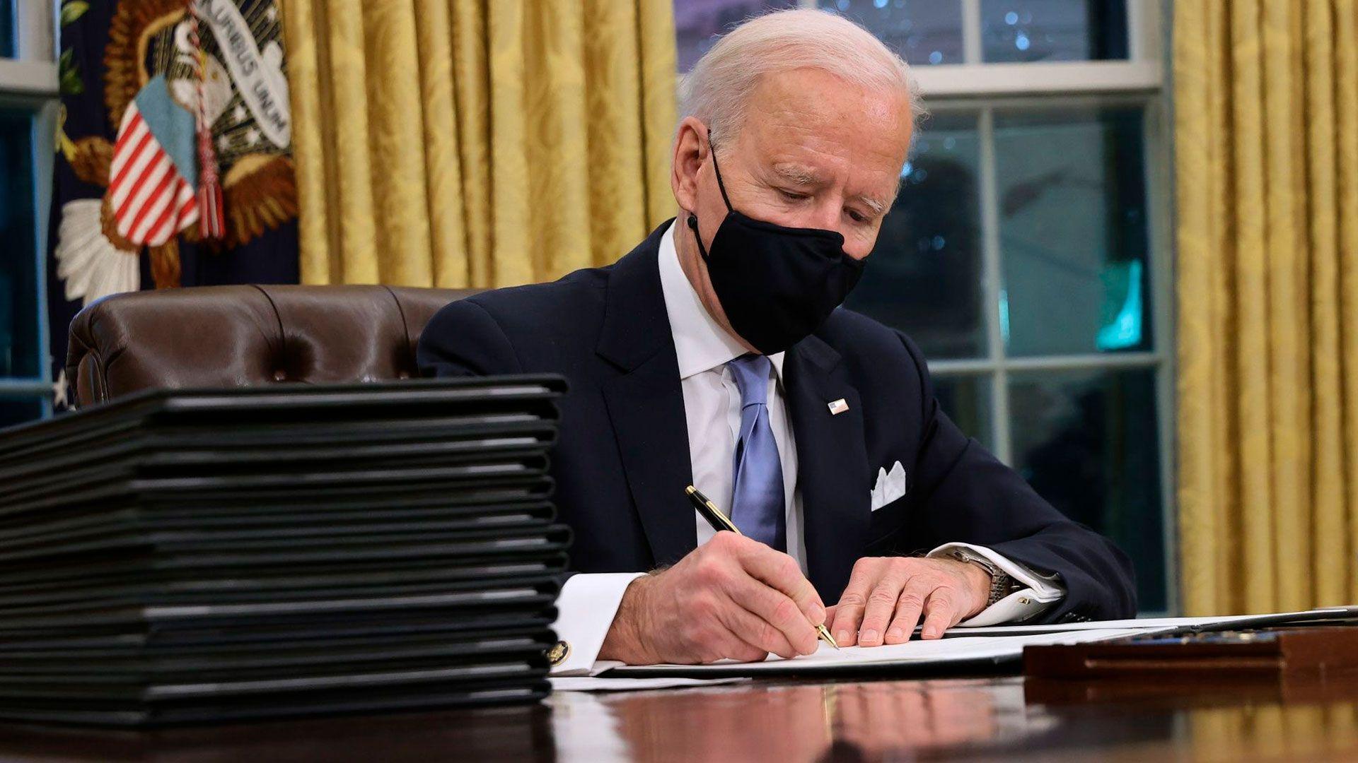 Joe Biden Decretos