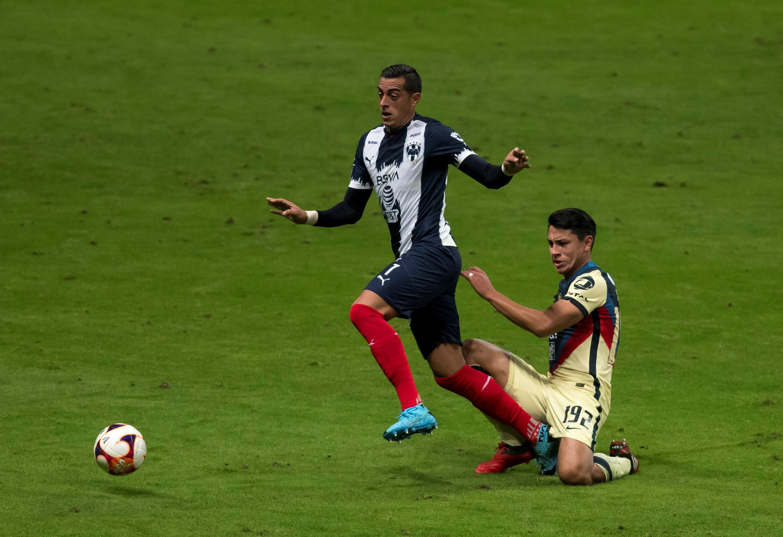 Los regiomontanos anunciaron que en su plantel había 19 personas contagiadas con COVID-19 y 11 de ellas eran futbolistas del primer equipo (Foto: Miguel Sierra/ EFE)