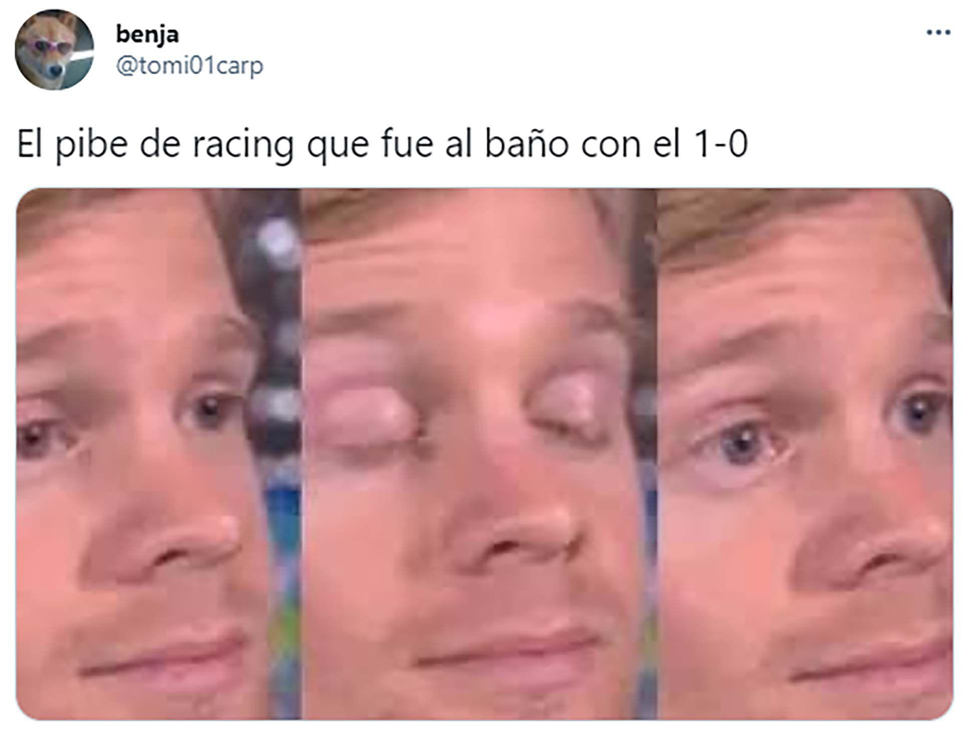 MEMES FINAL RIVER VS RACING