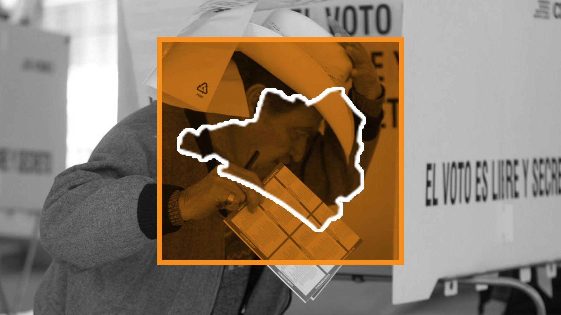 Elecciones en México: Colima (Ilustración: Jovani/Infobae)