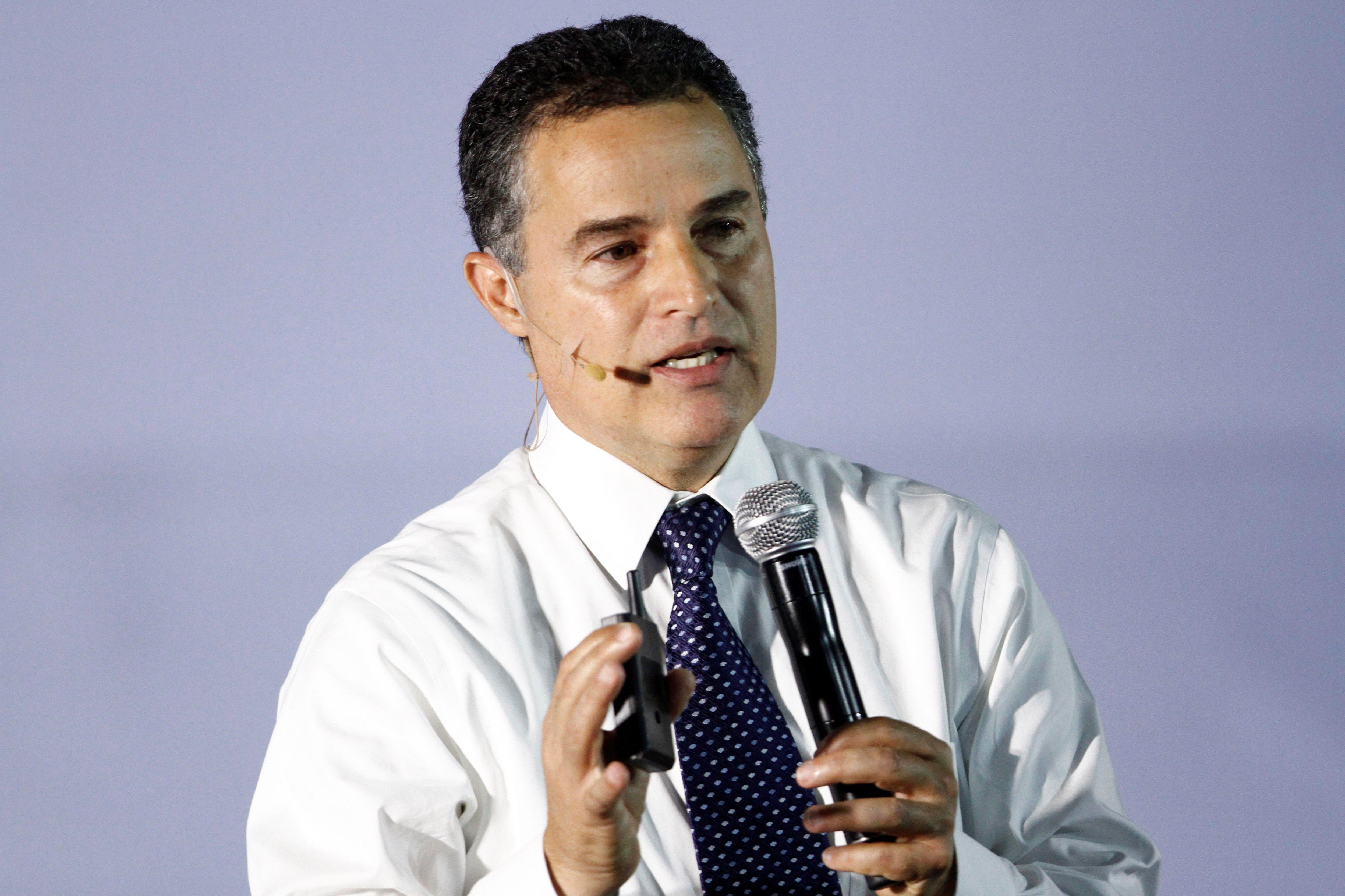 El gobernador de Antioquia, Aníbal Gaviria. EFE/Francisco Guasco/Archivo