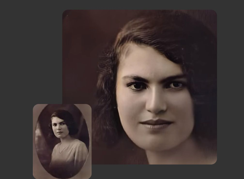 MYHeritage fotos animadas