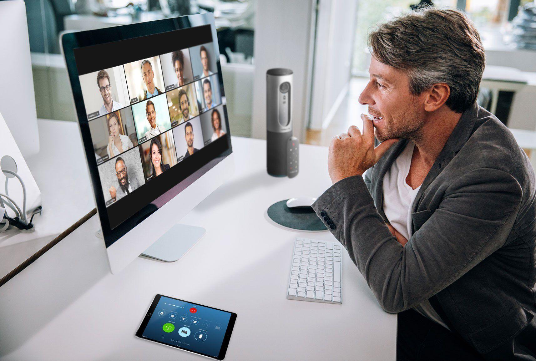 Zoom dice que este año crecerá un 40% ya que las videollamadas seguirán siendo norma en 2021