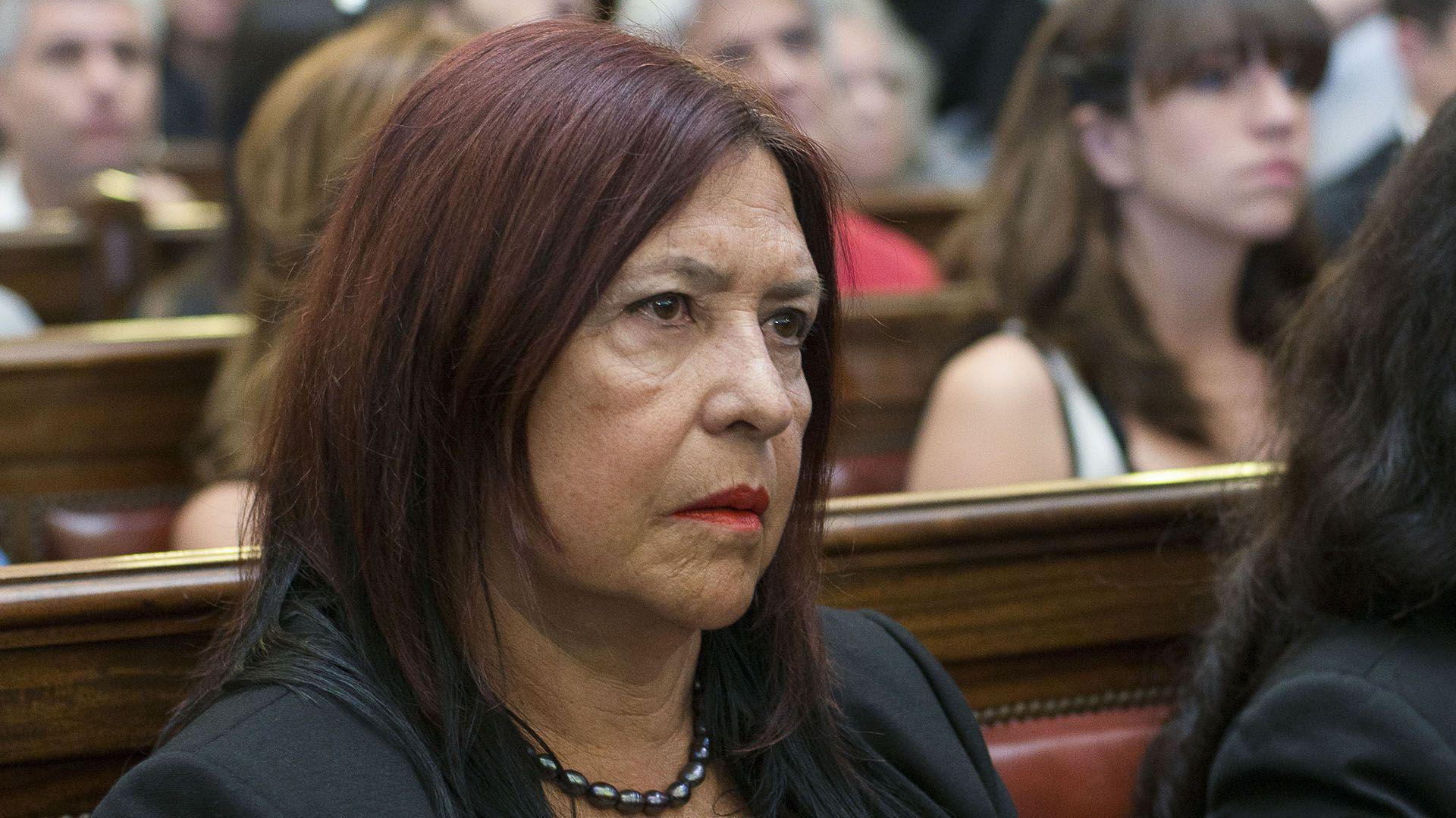 La jueza Ana María Figueroa (NA)