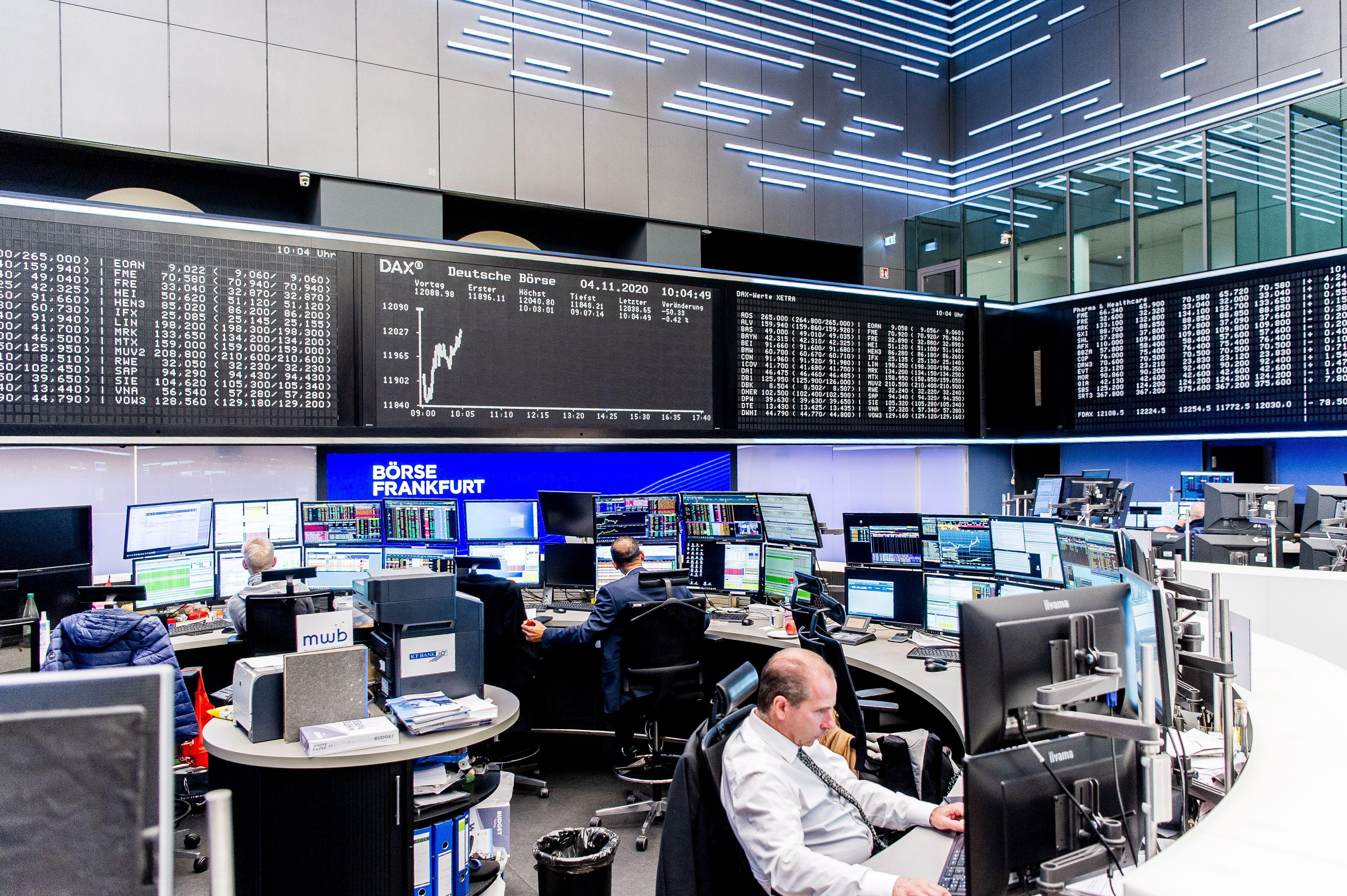 """Para los analistas, algunos bonos argentinos tienen precios de """"default"""". (EFE)"""