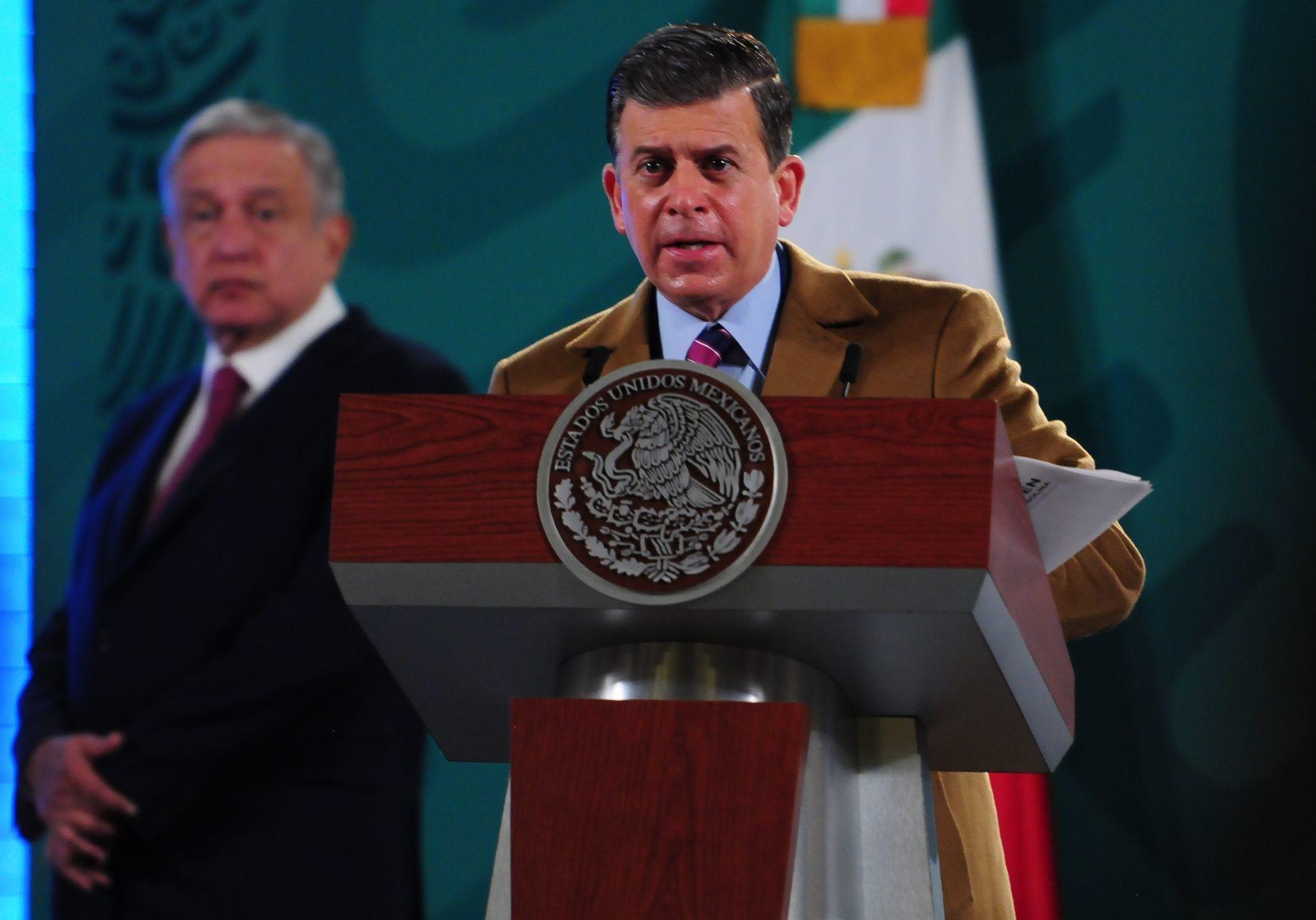AMLO - ANDRES MANUEL LOPEZ OBRADOR - MEXICO - CONFERENCIA - PRESIDENCIA - 18012021