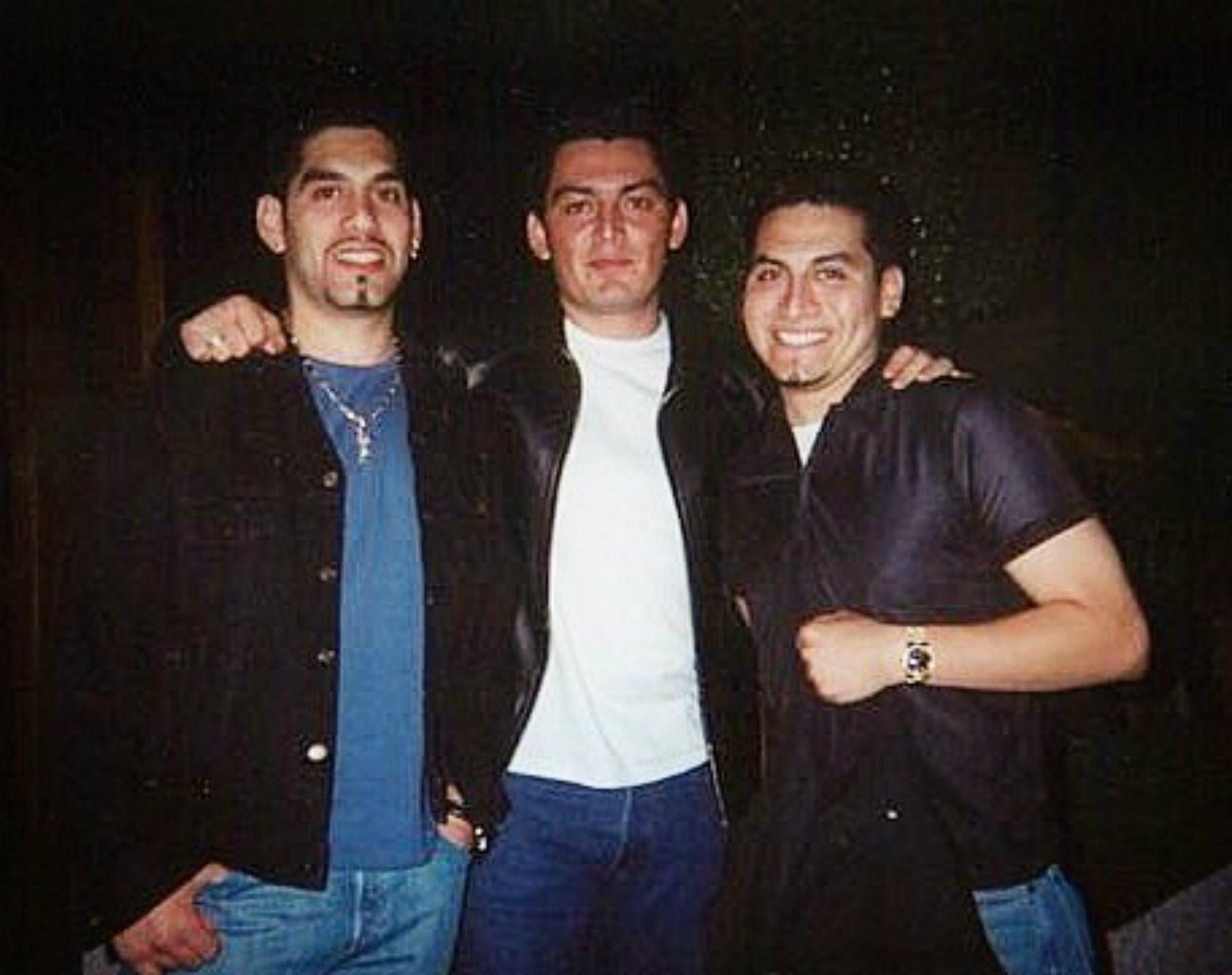 En mayo de 2016, José Manuel Figueroa publicó en Instagram una fotografía para recordar a sus fallecidos hermanos Juan Sebastián y Trigo