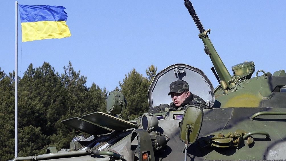 El Ejército ucraniano ataca posiciones prorrusas en el Donbass