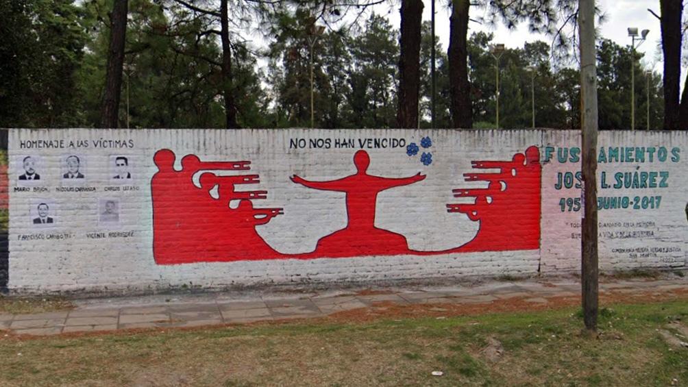 Los fusilamientos del 9 de junio de 1956, en José León Suárez, siempre en el recuerdo de los militantes.
