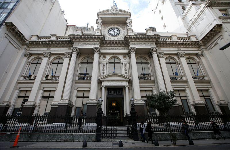 En el nuevo escenario, todos vuelven a mirar al Banco Central REUTERS/Agustín Marcarián.