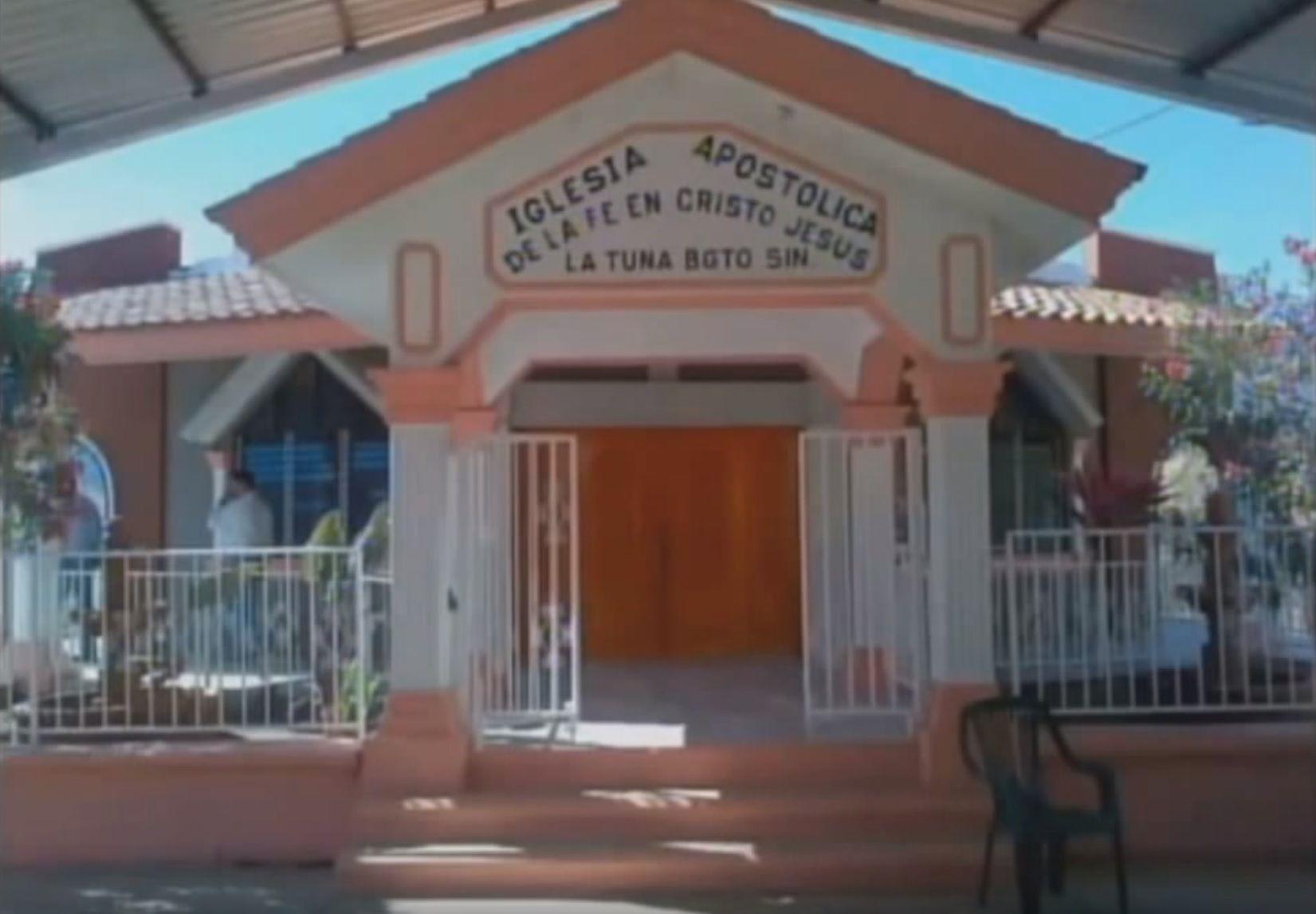 La construcción de la iglesia se habría realizado en 1989 (Foto: captura de pantalla)