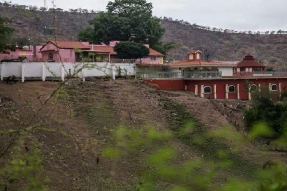 Casa mamá del Chapo (Foto: EFE)