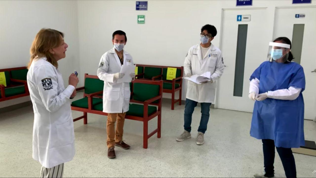 Los aspirantes deberán hacer un pre registro para continuar con el trámite (Foto: UNAM/Cuartoscuro)