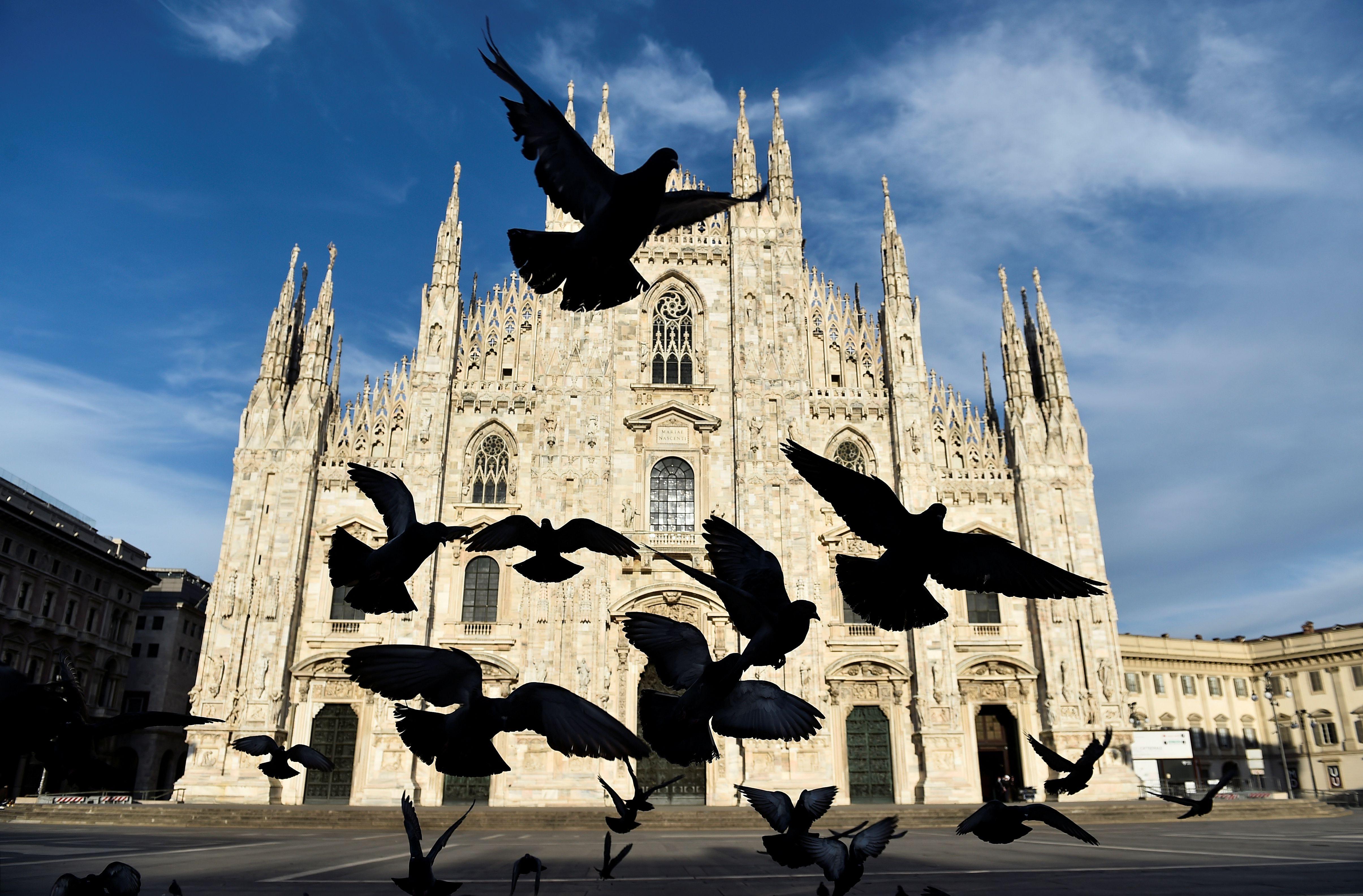 El primer antecedente se puede rastrear hasta Venecia REUTERS/Flavio Lo Scalzo