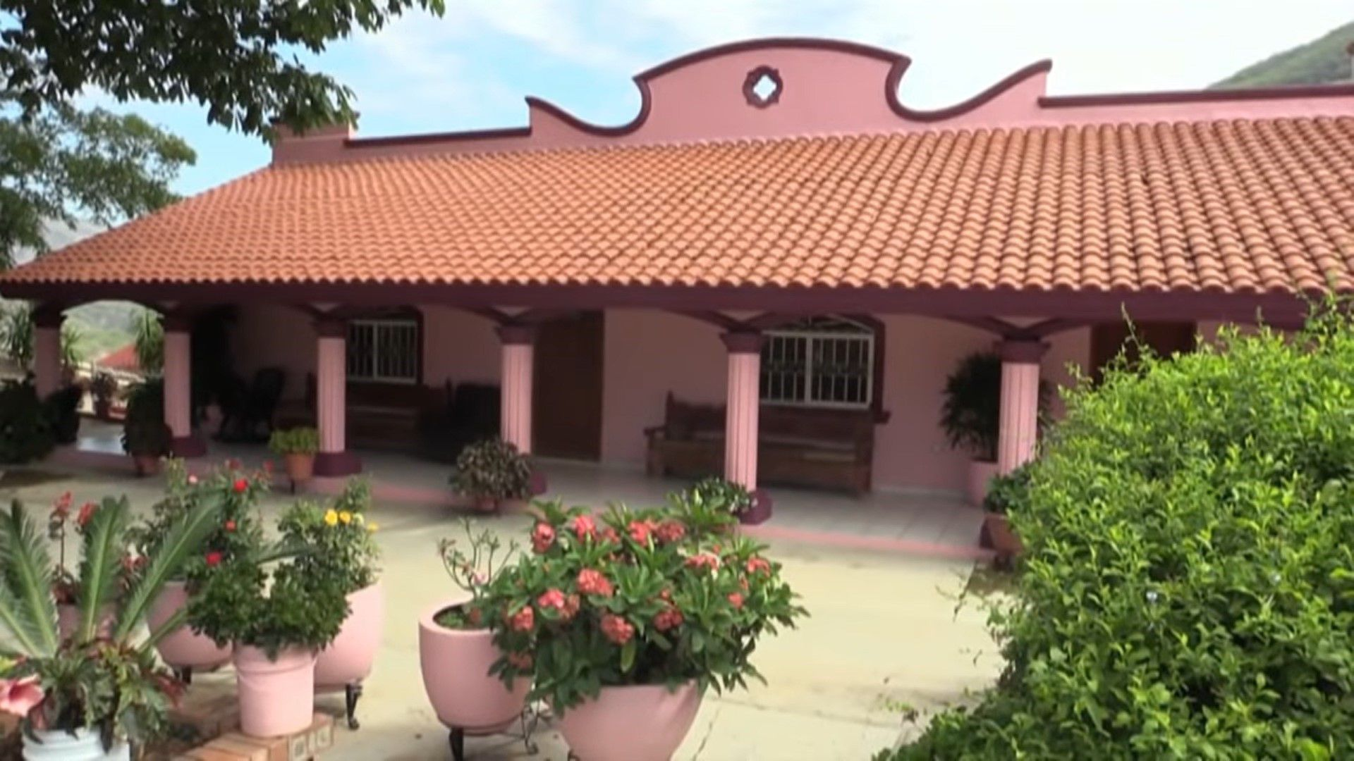 Casa mamá del Chapo (Foto: Captura de pantalla)