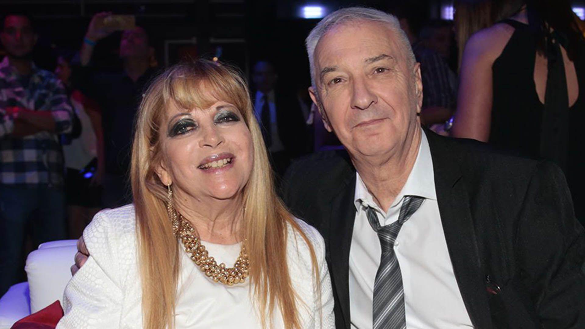 Mauro Viale esposa