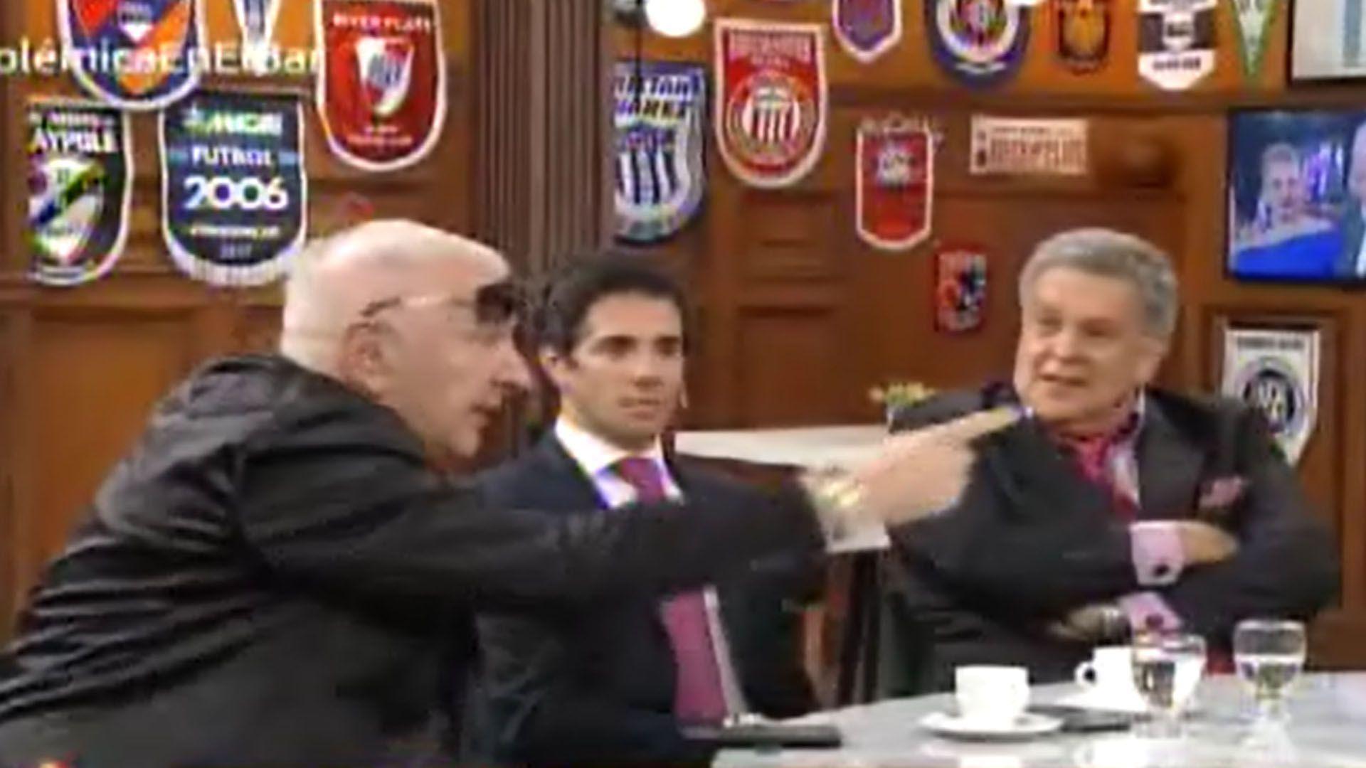 """Mauro Viale en """"Polémica en el Bar"""""""
