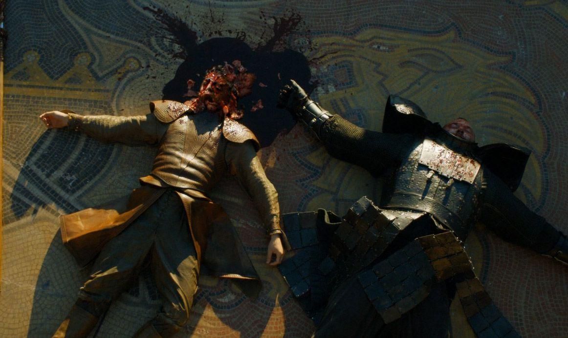 """Una de las muertes más sorprendentes de """"Game of Thrones"""" (Foto: HBO)"""
