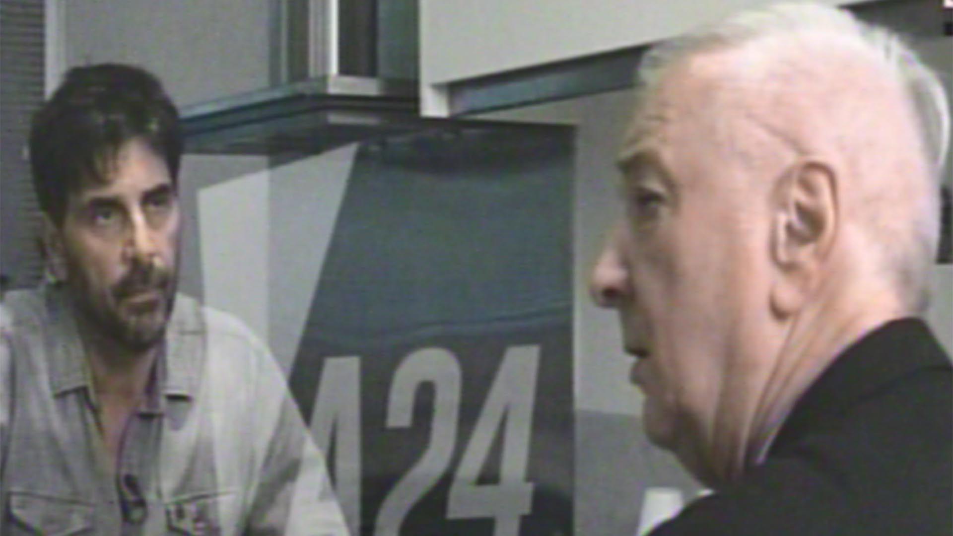 Mauro Viale le hizo la única entrevista a Juan Darthés luego de la denuncia de Thelma Fardin