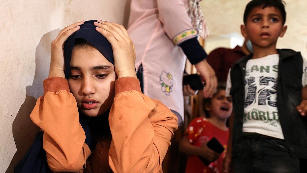 El segundo grupo islamista más numerosos de la Franja de Gaza, anunció la muerte de dos de sus comandantes