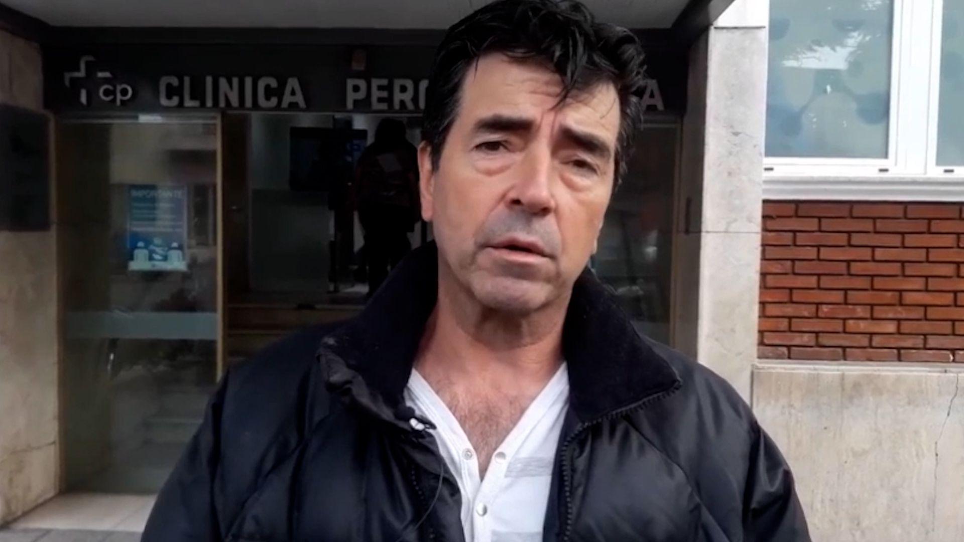 Julio Fernandez Marido Camila Perisse