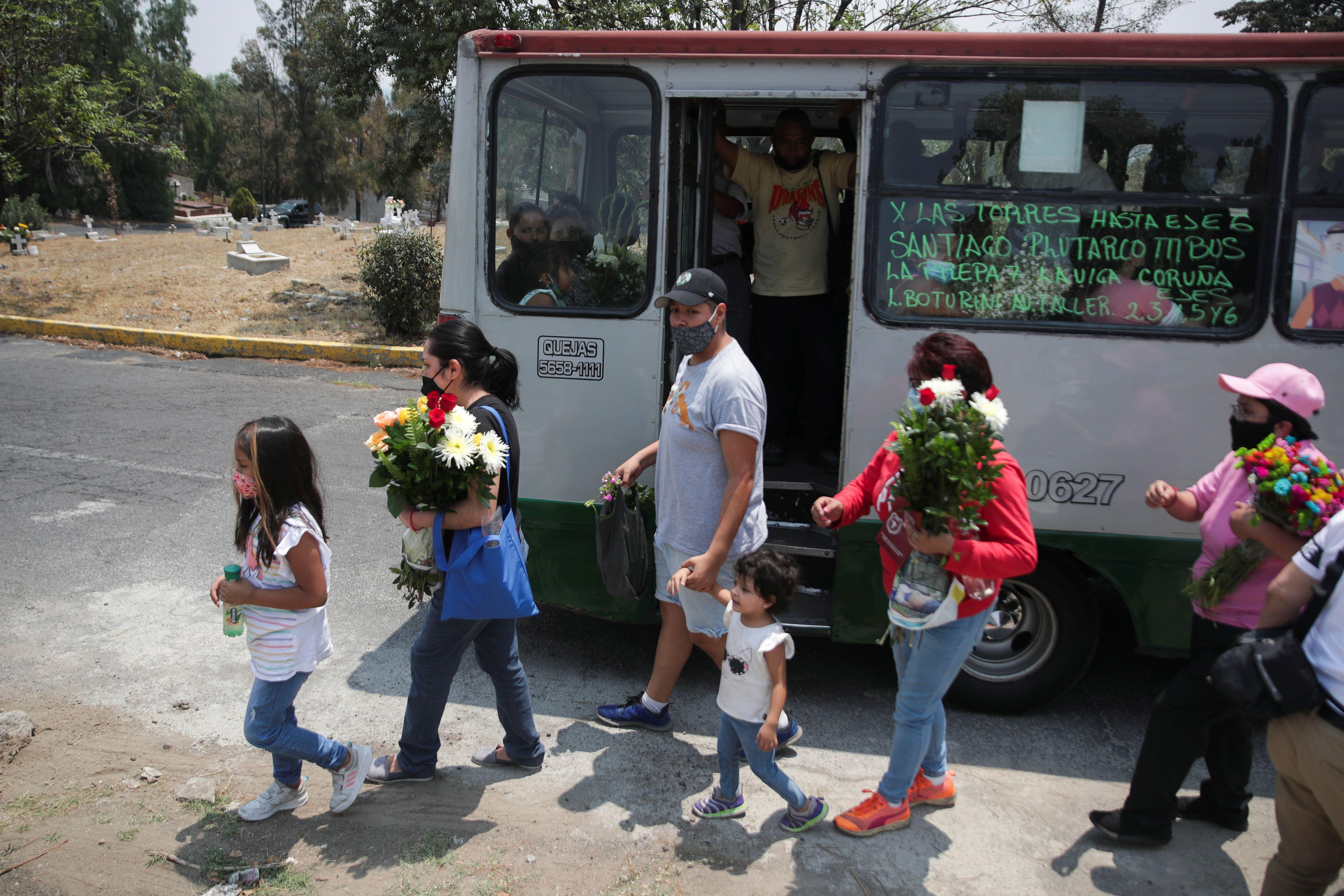 La Ciudad de México ha reportado indicadores favorables de la epidemia en las últimas semanas (Foto: Reuters / Henry Romero)