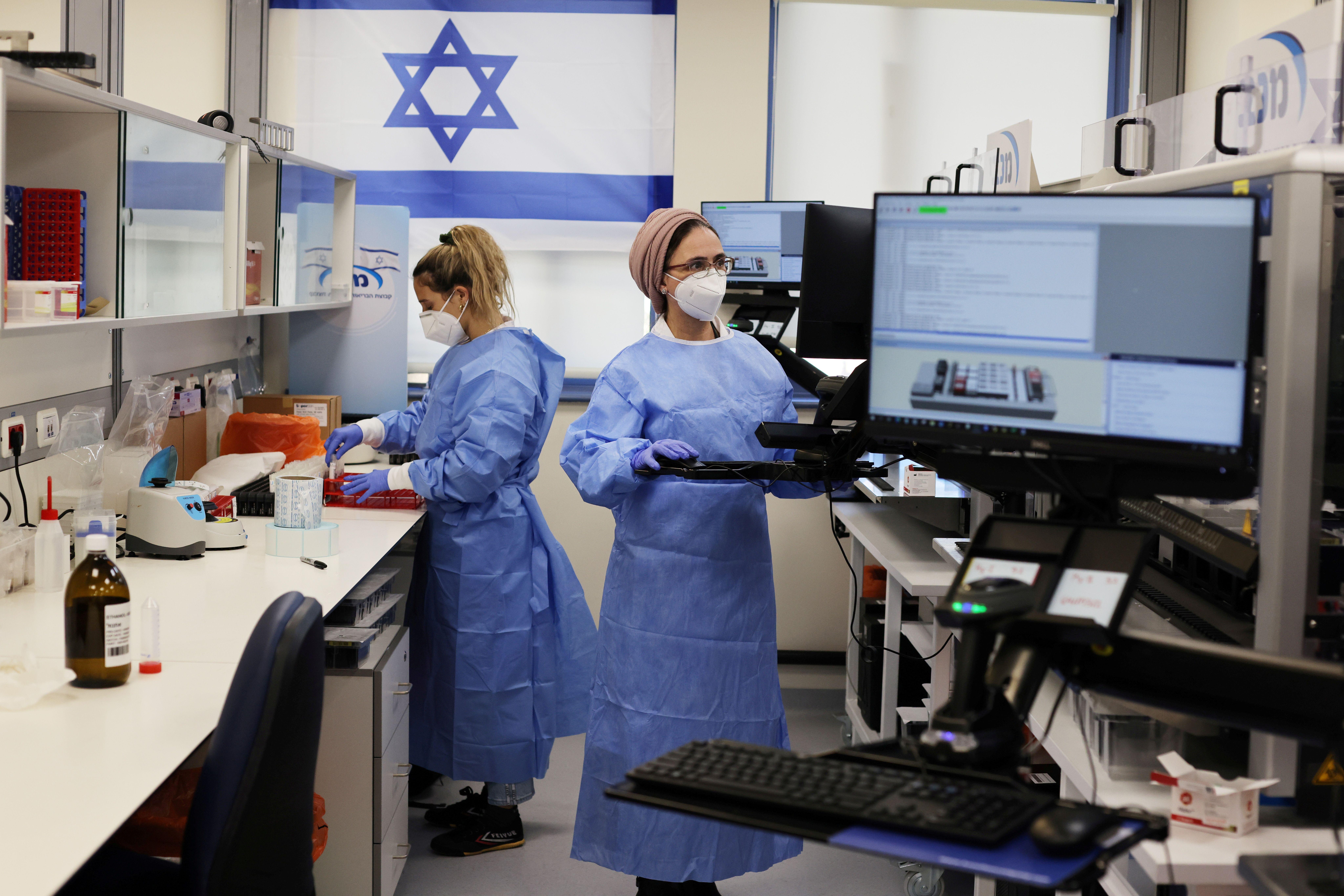 """Jorge Diener, agradeció """"las puertas abiertas del gobierno argentino para recibir a una delegación israelí de primer nivel"""", compuesta por referentes del Hospital Hadassah Ein Kerem (REUTERS)"""