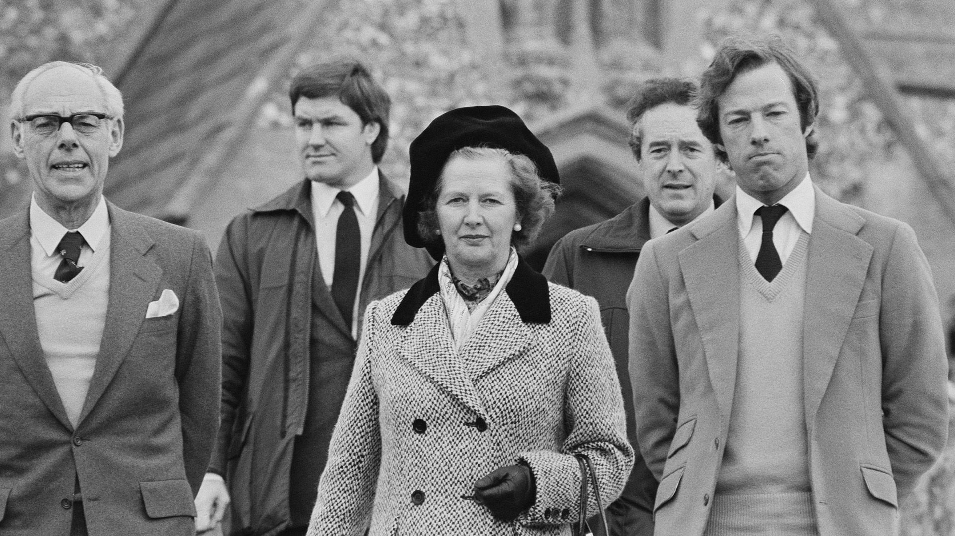 Mark Thatcher