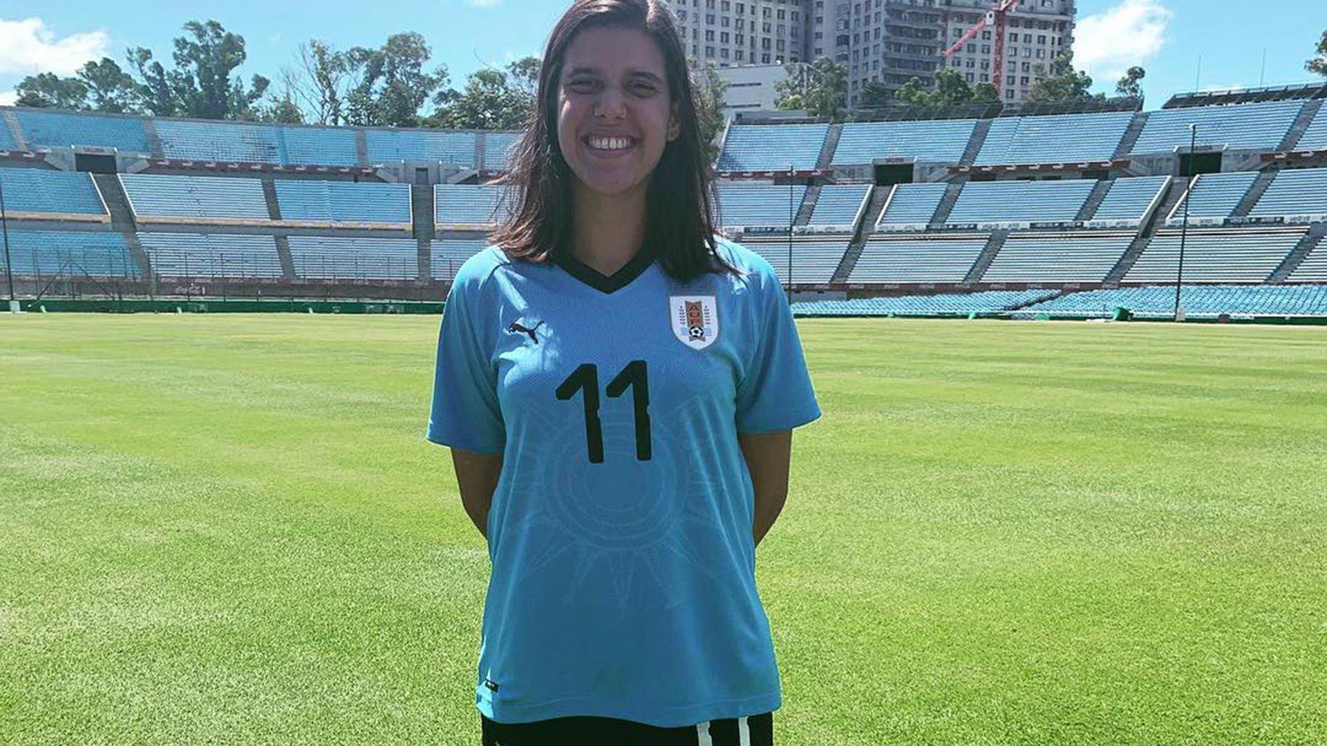 Federica Silvera uruguay