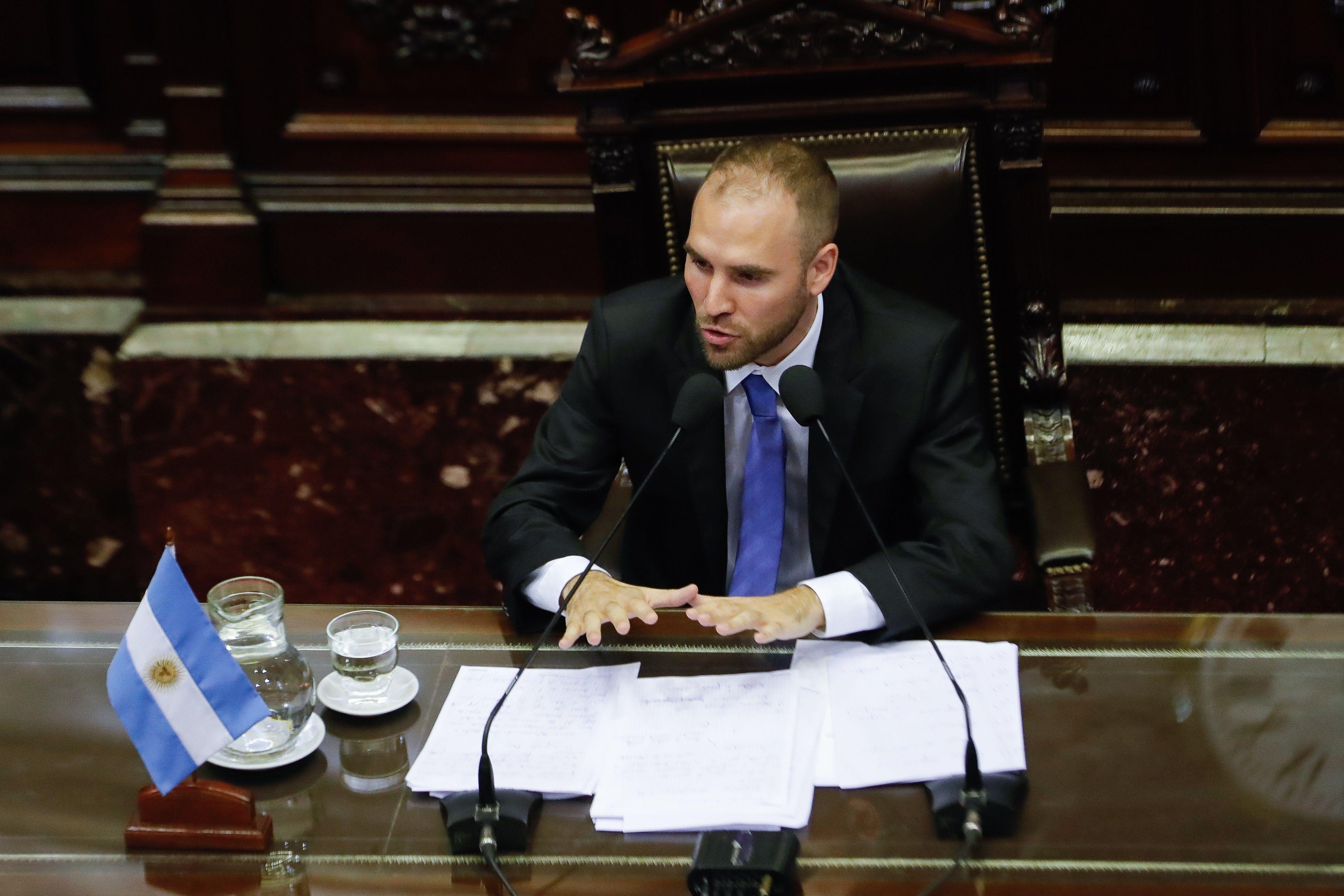 El Presupuesto 2021 es la hoja de ruta del ministro de Economía, Martín Guzmán, para ir encarrilando la economía