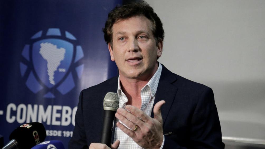 Alejandro Domínguez, titular de la Conmebol, defendió su gestión y valoró protocolos y aumento de premios para la Copa América