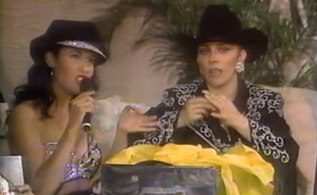 Selena y Verónica Castro