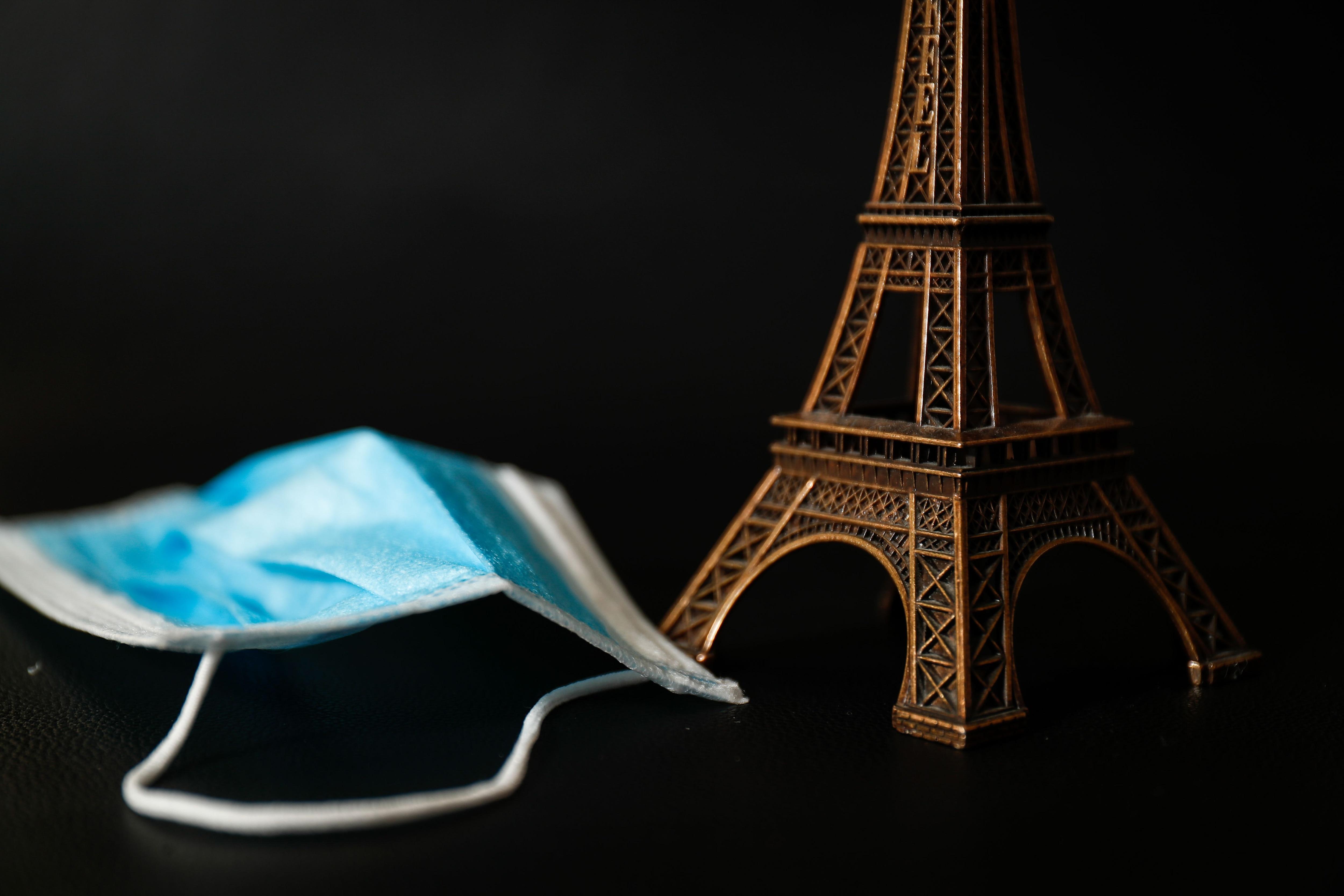 En Francia se estableció un nuevo sistema de semáforo por colores para cuando se abra a los viajeros internacionales, el 9 de junio Óscar J.Barroso - Europa Press