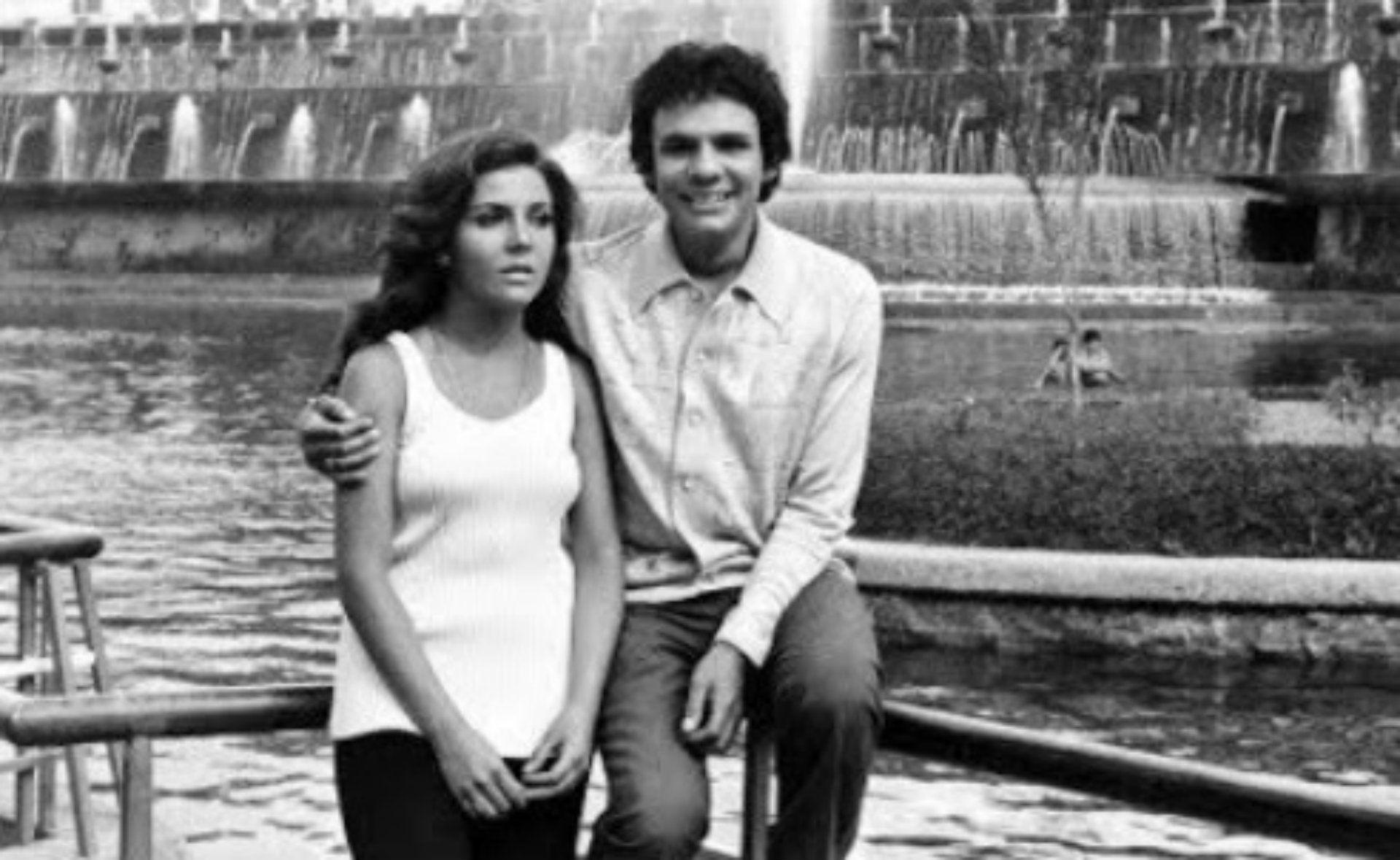 Verónica Castro actuó a lado de grande artistas como José José y Raphael. (Foto: Archivo)