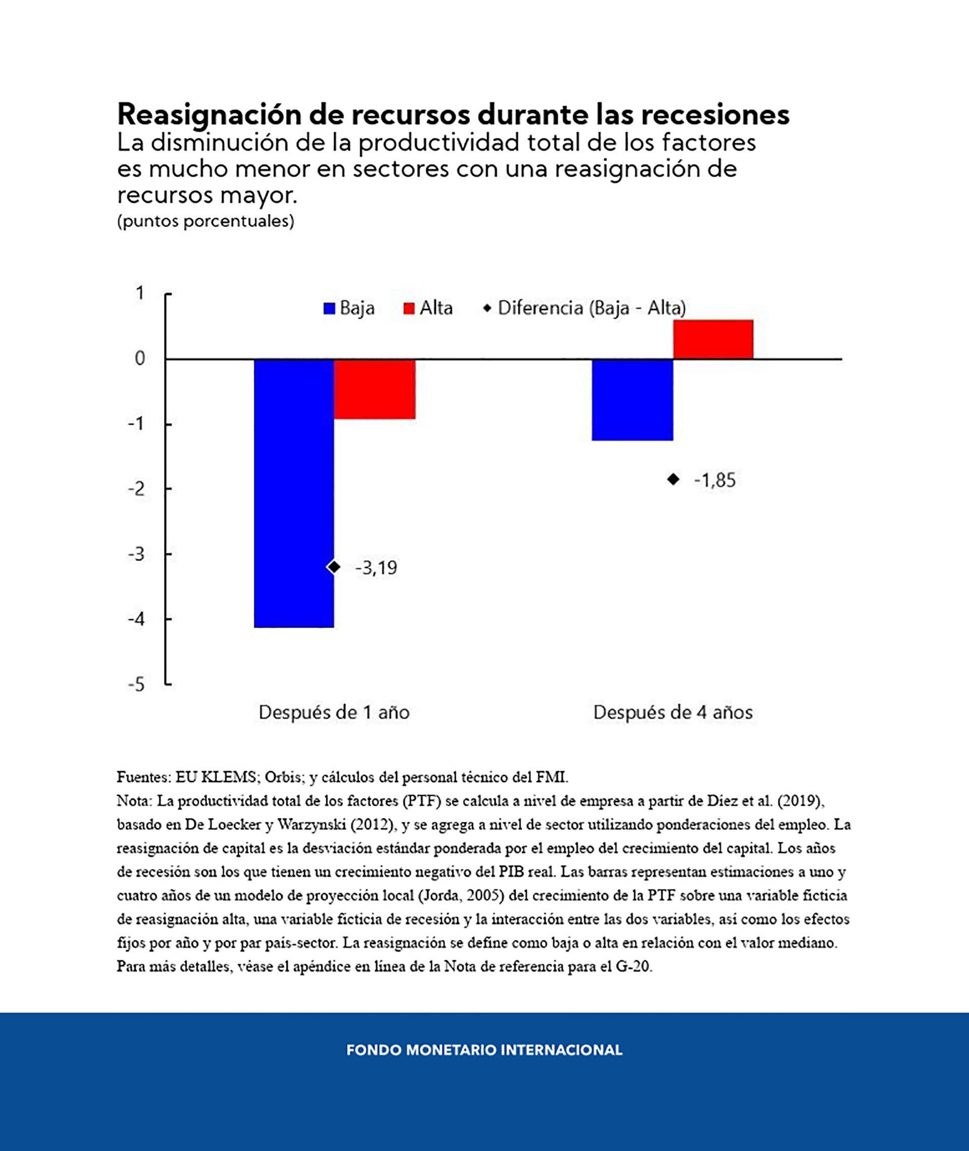 Productividad FMI