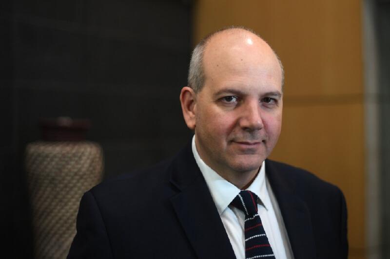 Fiscal Sergio Rodríguez