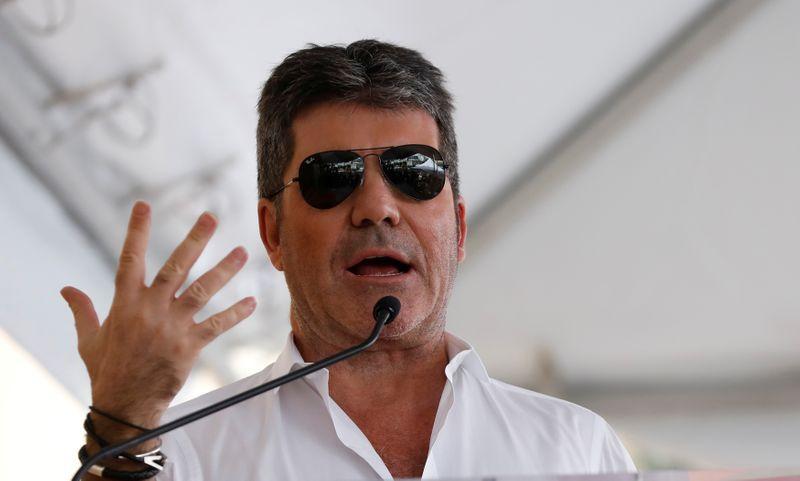 Simon Cowell realmente se conmovió con la historia de Jane (Foto: REUTERS/Mario Anzuoni)