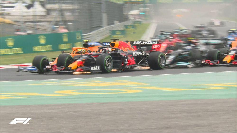 F1 Accidente de Bottas