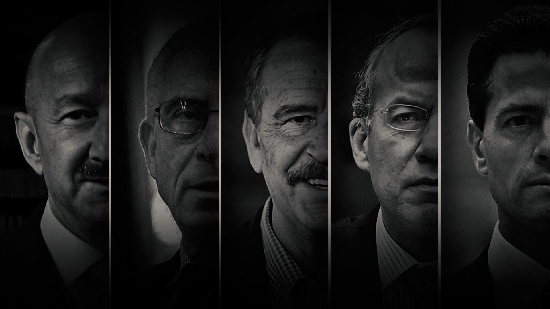 Consulta expresidentes (Fotoarte: Jovanni Pérez Silva/Infobae)