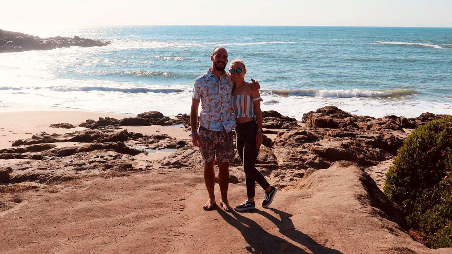 viaje por carretera en EEUU de Gabby Petito y su novio