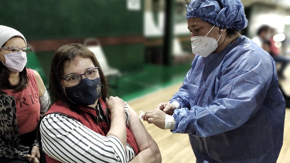 Argentina superó las 68 millones de vacunas.