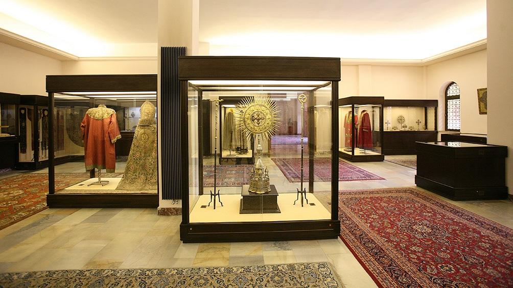 Una gran cantidad de museos encierran la rica historia armenia.