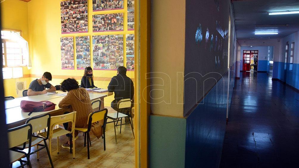 El recuerdo de la tragedia ocurrida en las aulas siempre estará presente. (Foto: Marcelo Ochoa).