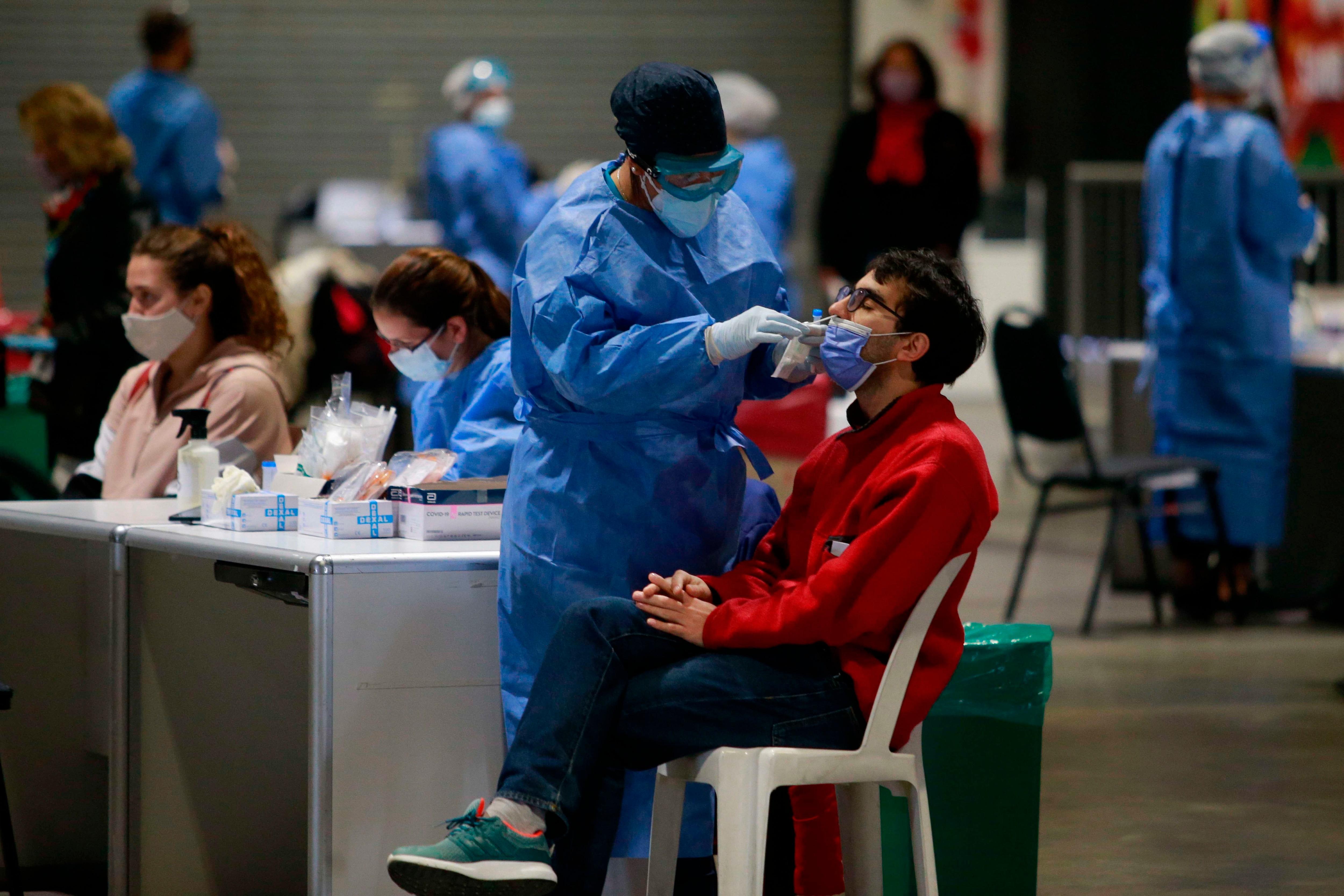 Coronavirus en Argentina: confirmaron 57 muertes y 1.849 contagios en las últimas 24 horas
