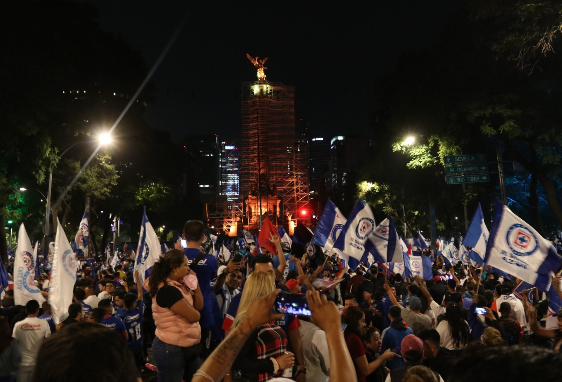Festejo Azul