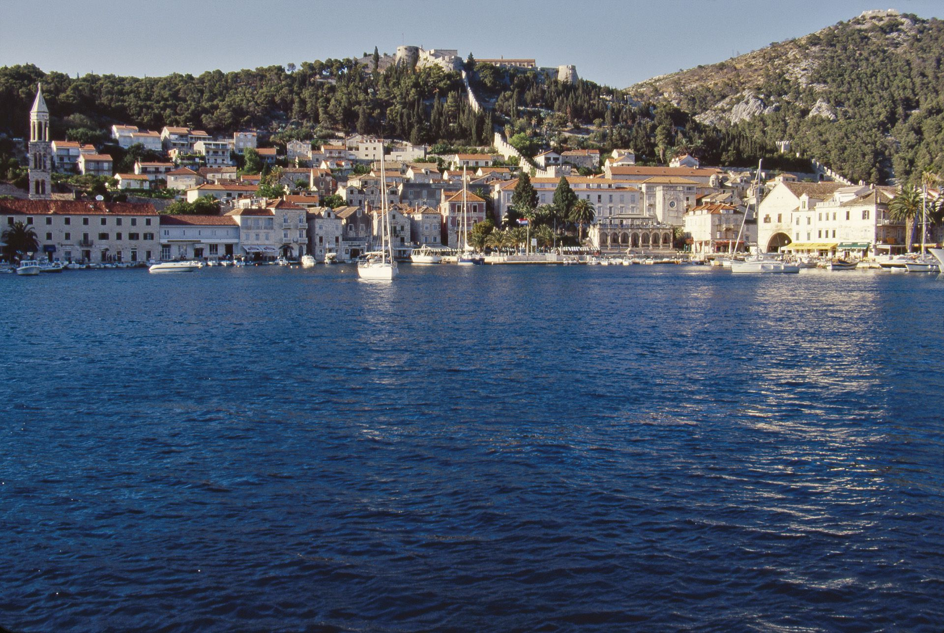 Hvar and the Dalmatian Islands, Croatia