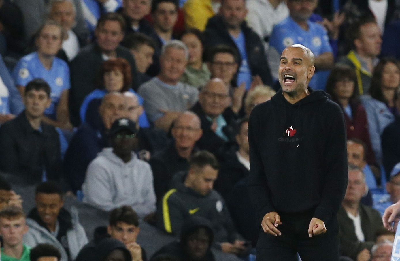 El Manchester City quiere ganar la Premier y la Champions LEAGUE (Reuters)