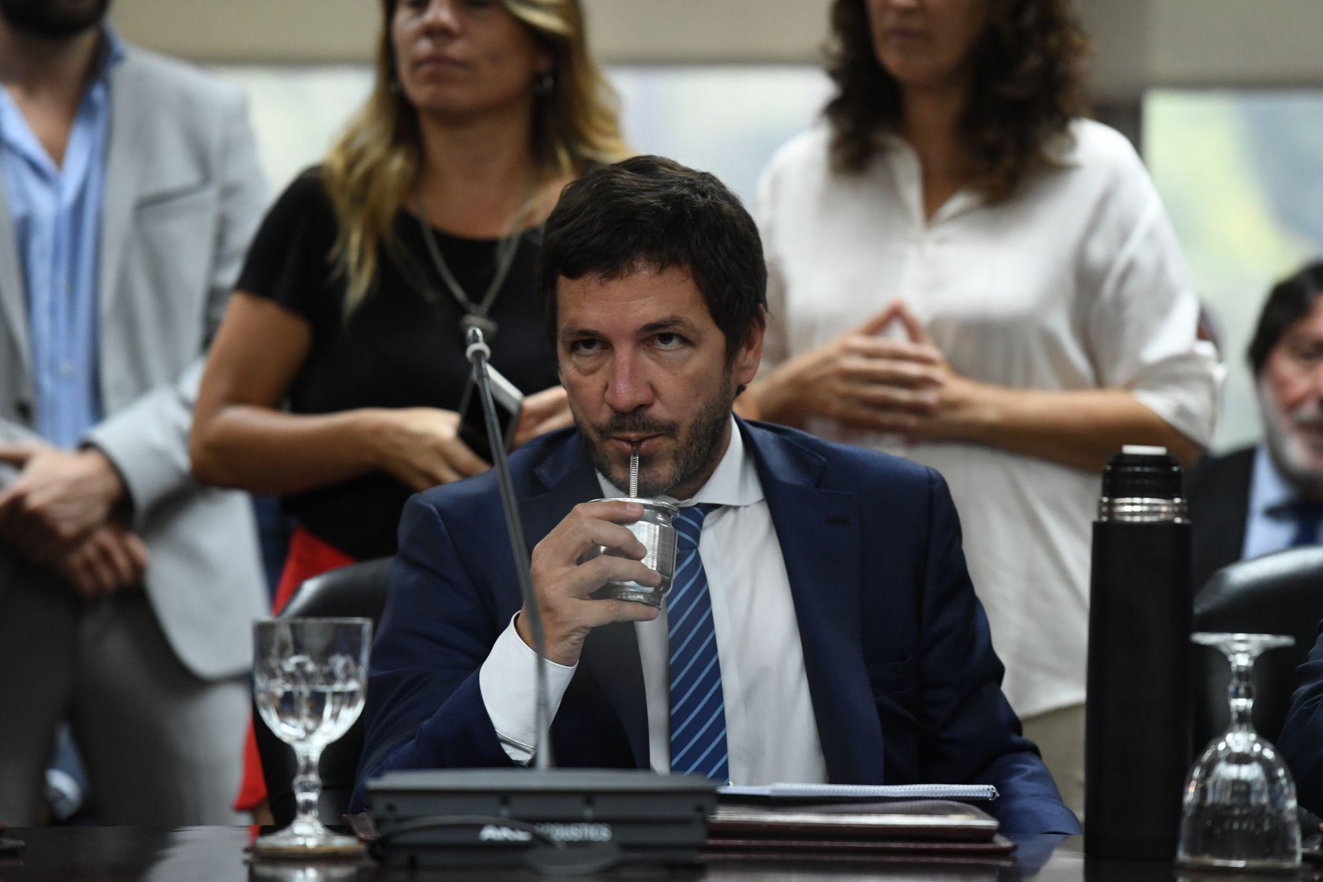 Gerónimo Ustarroz integra el Consejo de la Magistratura, el órgano que designa y remueve a los jueces. (Maximiliano Luna)