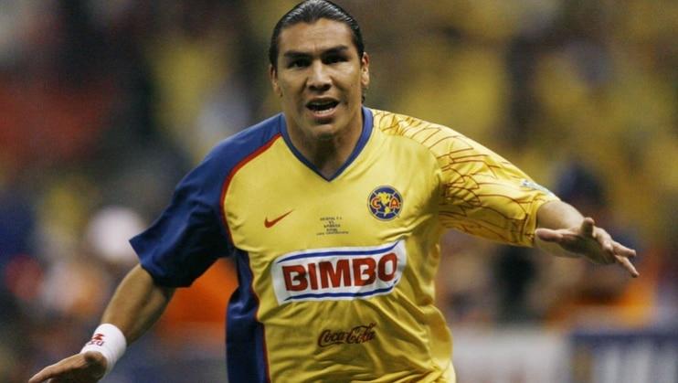 Salvador Cabañas ganó un campeonato con el América (Foto: Archivo)